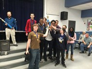 Holmes Chess Team Wins 3rd Place