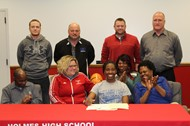 Jynea Harris Signs Letter of Intent