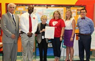 Mayor proclaims Summer Learning Day in Covington