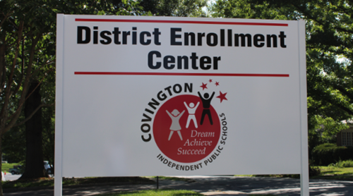 District Enrollment Center