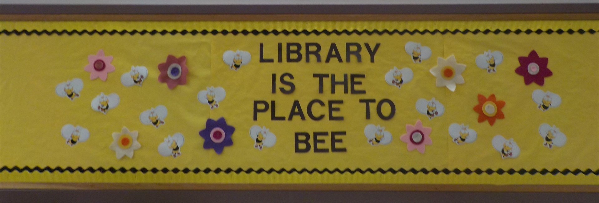 Library Bee